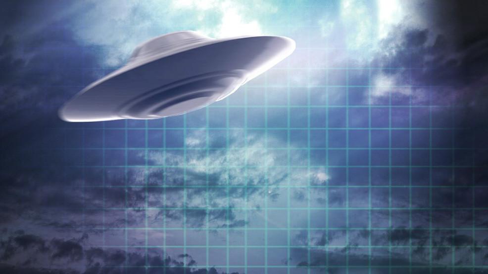 Более полутора сотен раз жители штата Вашингтон сообщили об инопланетянах. На фото летающая тарелка
