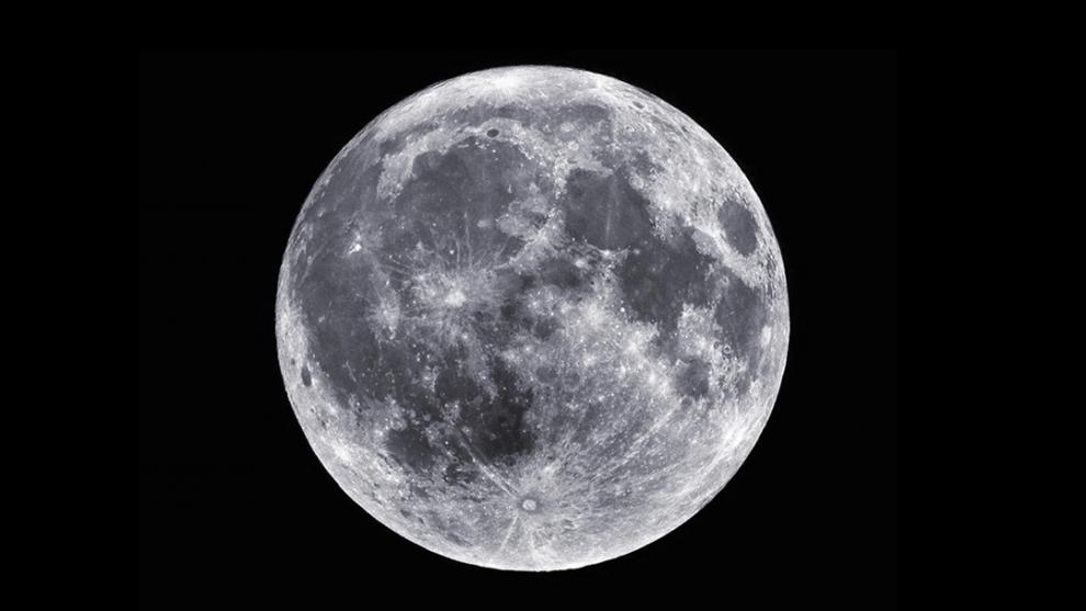 Фотографи яЛуны. 20 марта мира будет наблюдать Суперлуние