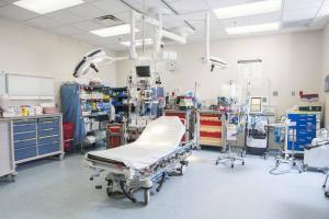 В Индии подросток умер от заражения мозга бычьим цепнем. На фотографии больничная палата