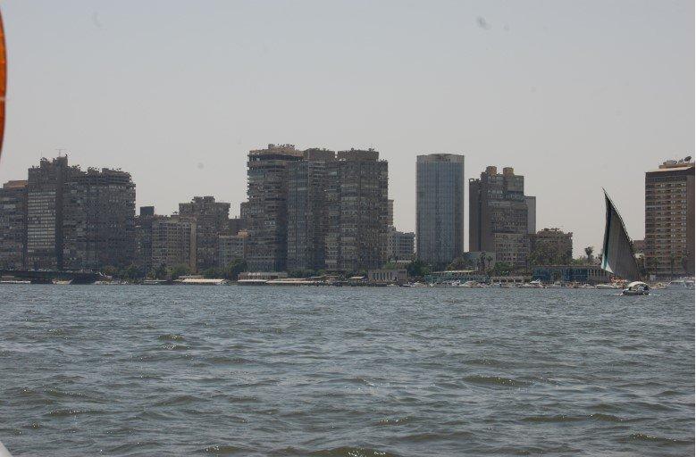 Исследование: крупнейшие реки мира загрязнены антибиотиками. На фотографии река Нил