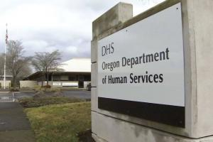 Департамент социальных служб Орегона сообщил о взломе. На фото название организации